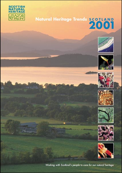 Scottish biodiversity strategy indicators